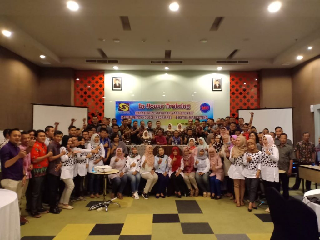 in house training  PD.BPR Daerah Tulungagung